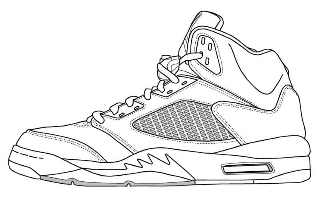 jordan coloring pages coloring pages of michael jordans shoes to printable pages jordan coloring