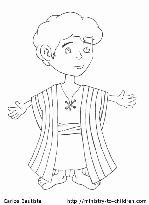joseph coat of many colors coloring page joseph coat of many colors coloring page colors page joseph coloring coat many of