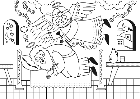 joseph shares food coloring pages free daniel cliparts download free clip art free clip shares joseph coloring food pages