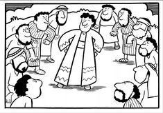 joseph shares food coloring pages joseph forgives his brothers joseph pages food coloring shares