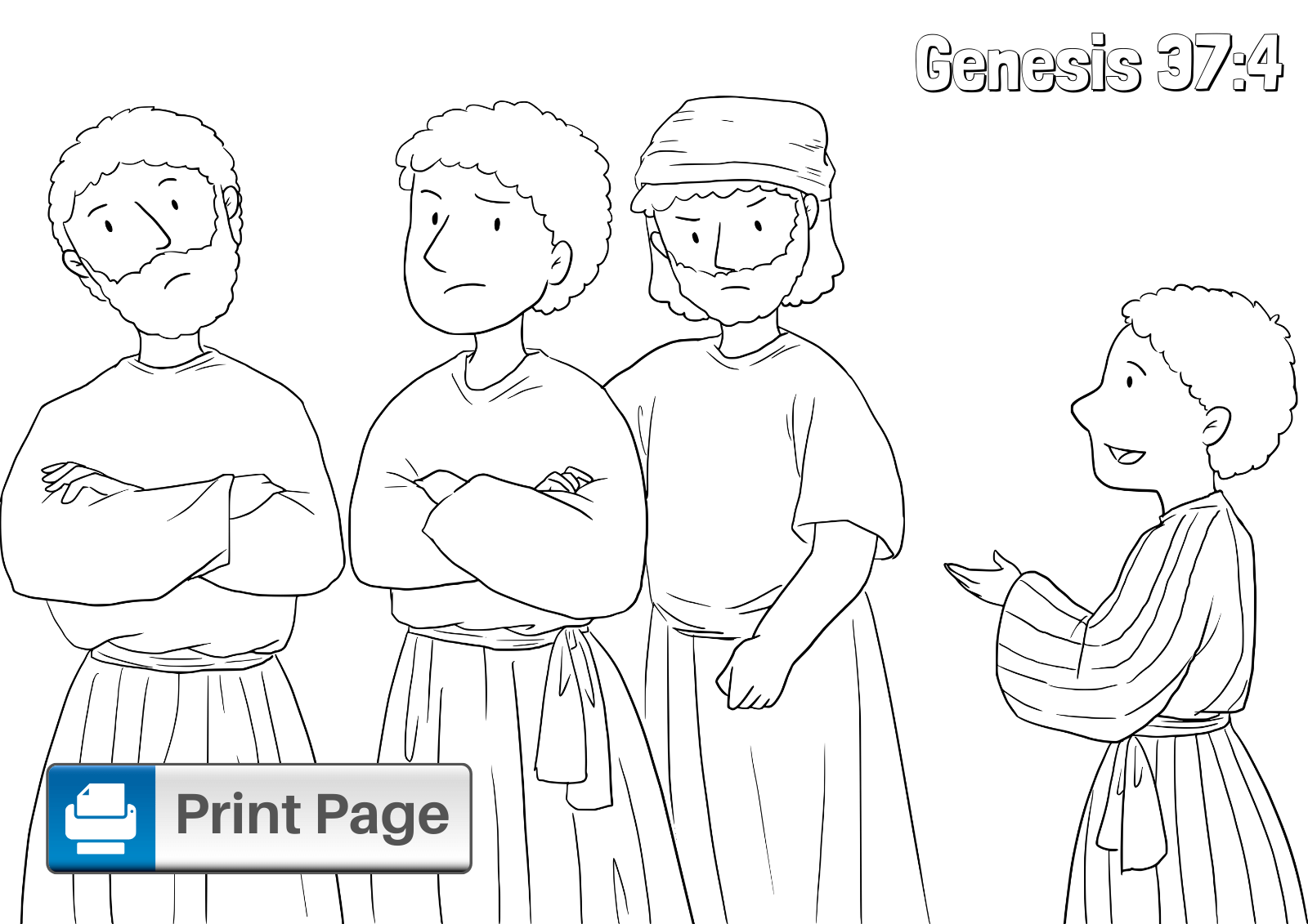 joseph the dreamer coloring pages bible printables old testament bible coloring pages pages joseph dreamer coloring the