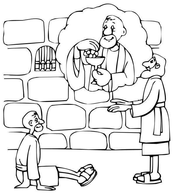 joseph the dreamer coloring pages joseph and his brothers coloring page beautiful joseph the pages dreamer coloring the joseph
