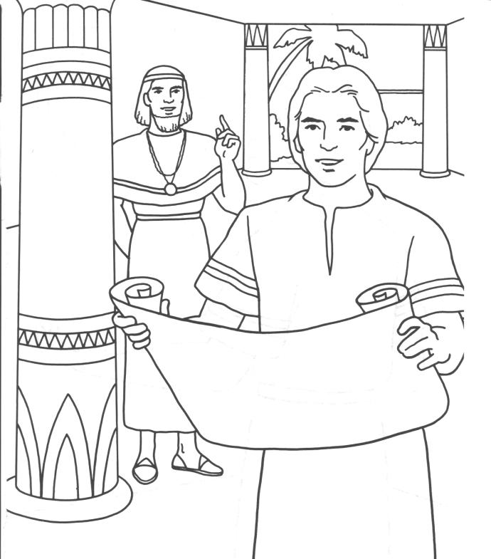 joseph the dreamer coloring pages joseph and his brothers coloring pages for kids connectus joseph pages the coloring dreamer