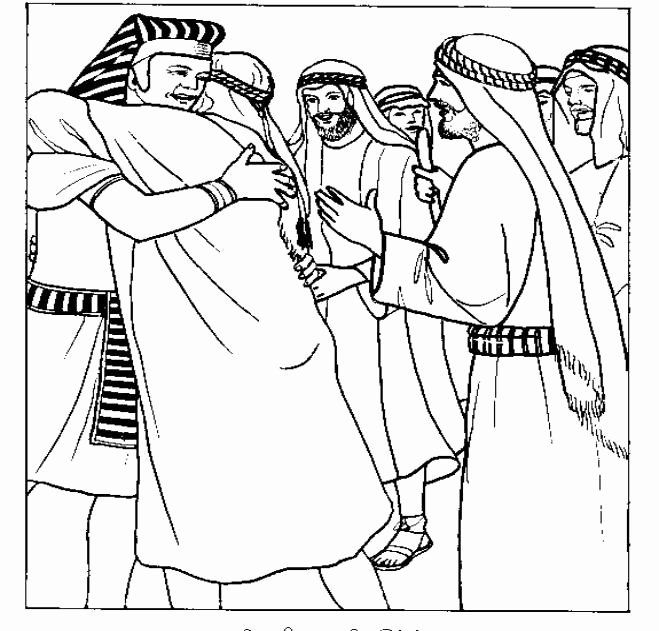 joseph the dreamer coloring pages joseph dream coloring page coloring home coloring dreamer joseph the pages