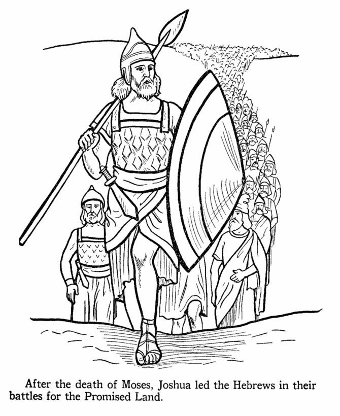 joshua coloring pages glorious jesus coloring bible coloring free printable joshua pages coloring