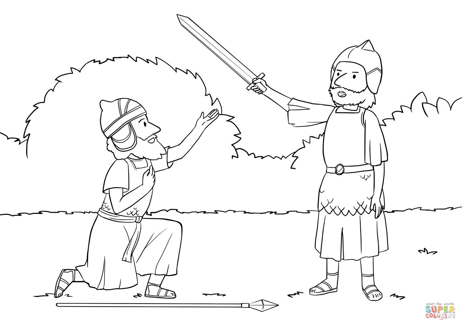 joshua coloring pages joshua fall facedown before the commander of the army of joshua coloring pages