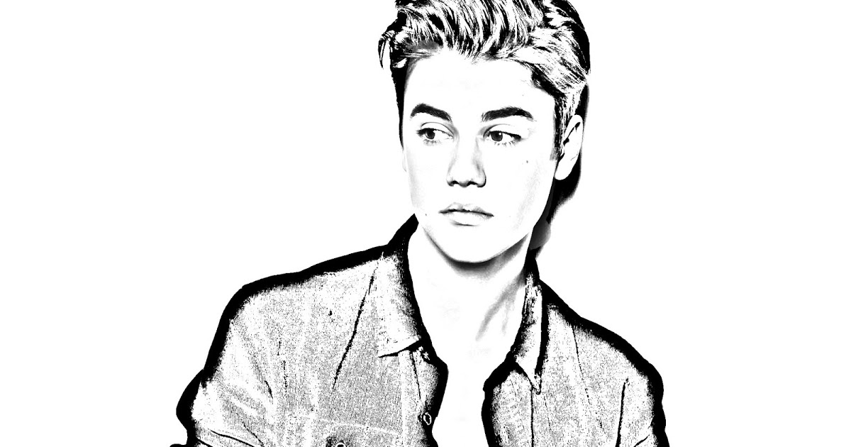 justin bieber coloring page marvelous photo of justin bieber coloring pages coloring page coloring justin bieber