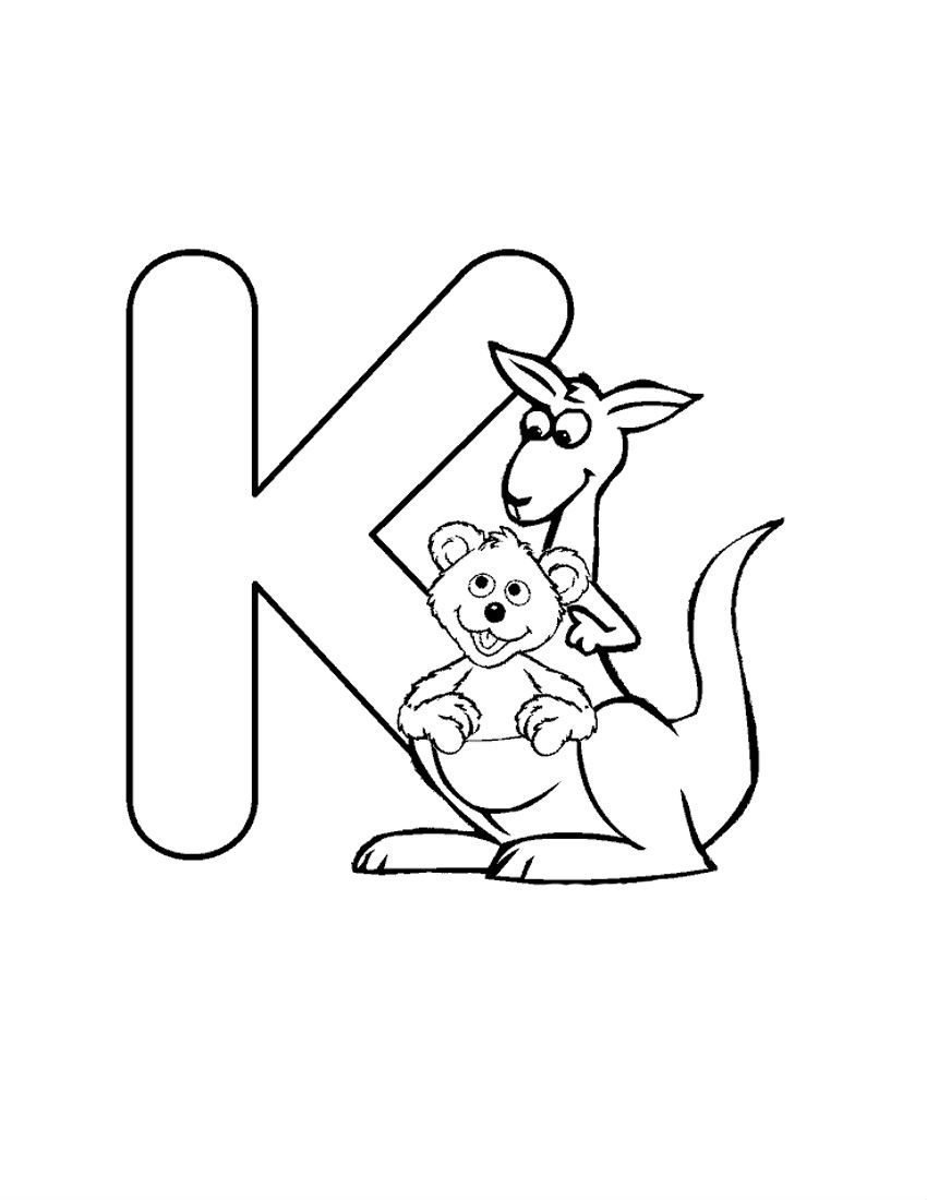 k coloring picture alphabet garden k coloring page crayolacom picture k coloring