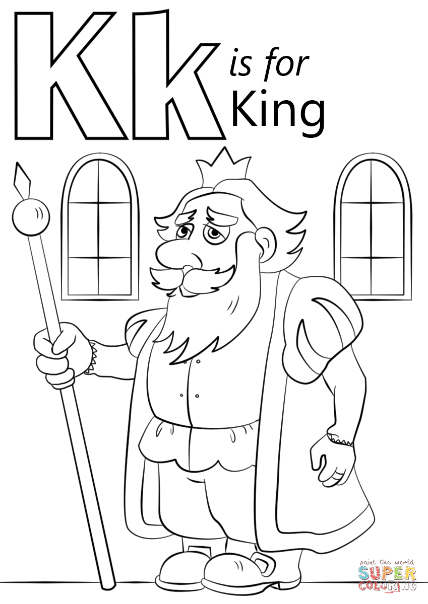 k coloring picture letter k alphabet coloring pages 3 printable versions picture k coloring