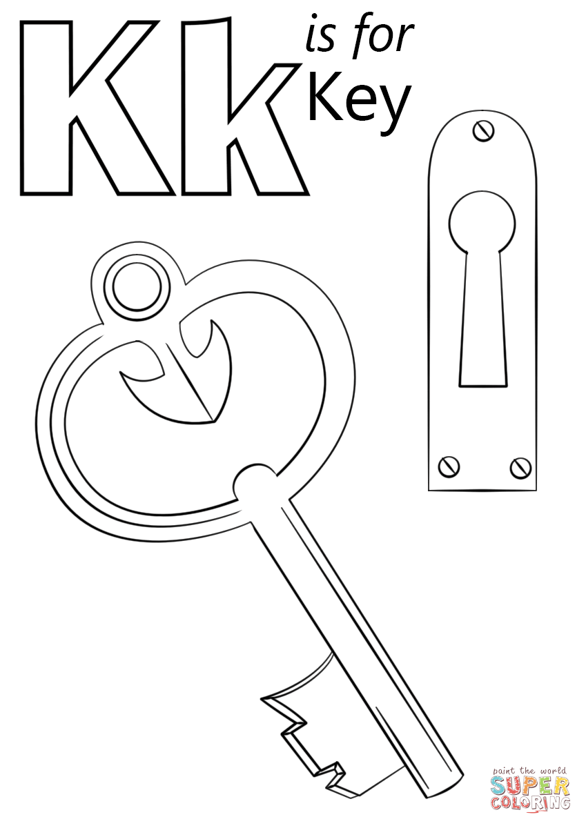 k coloring picture letter k coloring pages lettering coloring pages bug k picture coloring