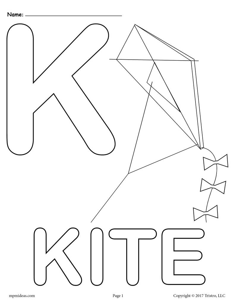 k coloring picture the letter k coloring pages coloring home coloring k picture