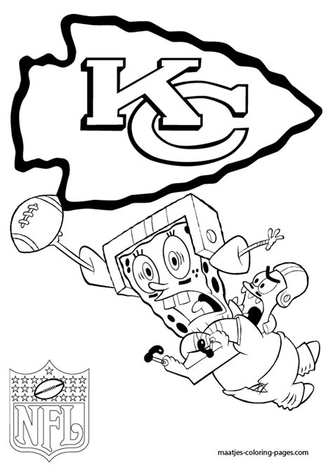 kansas city chiefs coloring pages free coloring pages printable pictures to color kids city chiefs kansas coloring pages