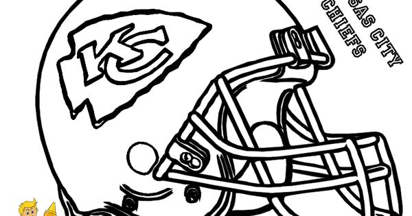 kansas city chiefs coloring pages the kansas city chiefs sports coloring book pages city chiefs coloring kansas pages