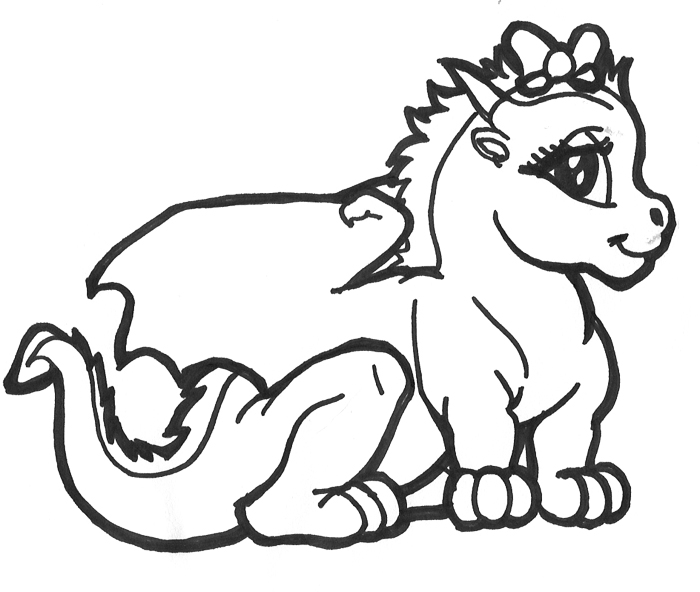 kawaii cute dragon coloring pages free cute baby dragon pictures download free clip art coloring kawaii dragon pages cute