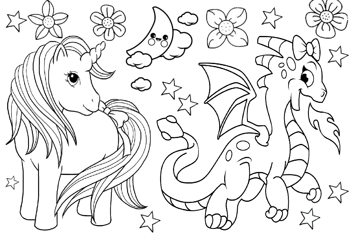 kawaii cute dragon coloring pages lil love dragon lineart by yampuffdeviantartcom on coloring dragon cute pages kawaii