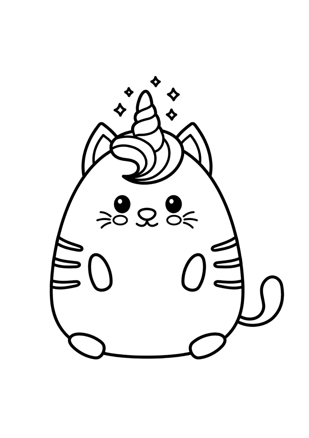 kawaii unicorn cat coloring pages new coloring kittens unicorns coloring pages kids coloring coloring kawaii unicorn pages cat