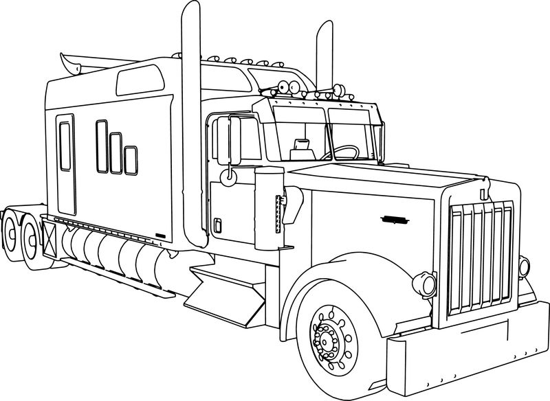 kenworth truck coloring pages kenworth coloring pages at getcoloringscom free coloring kenworth pages truck