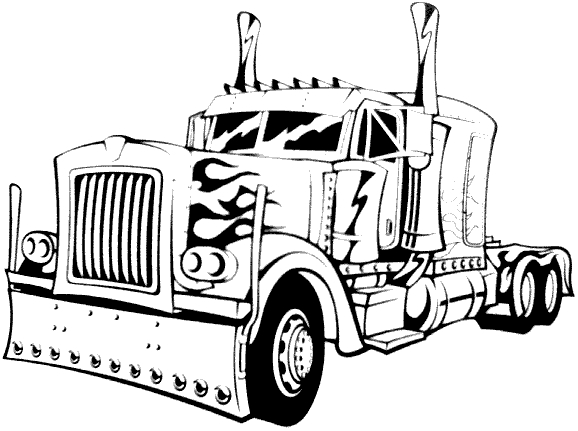 kenworth truck coloring pages kenworth coloring pages at getcoloringscom free kenworth truck coloring pages