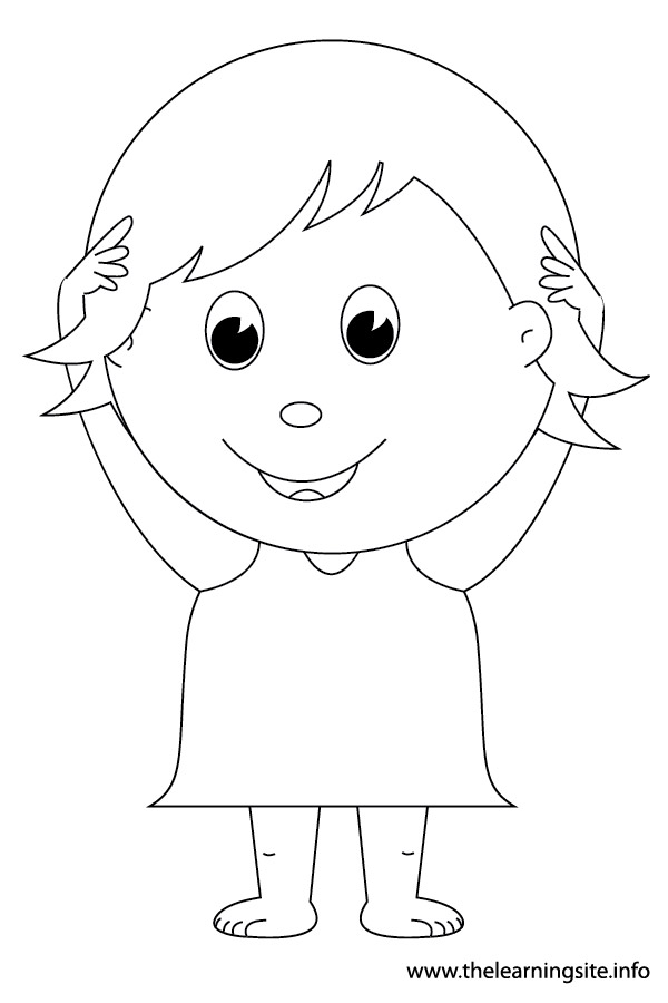 kid body outline coloring page body outline coloring pages download and print for free body kid outline coloring page