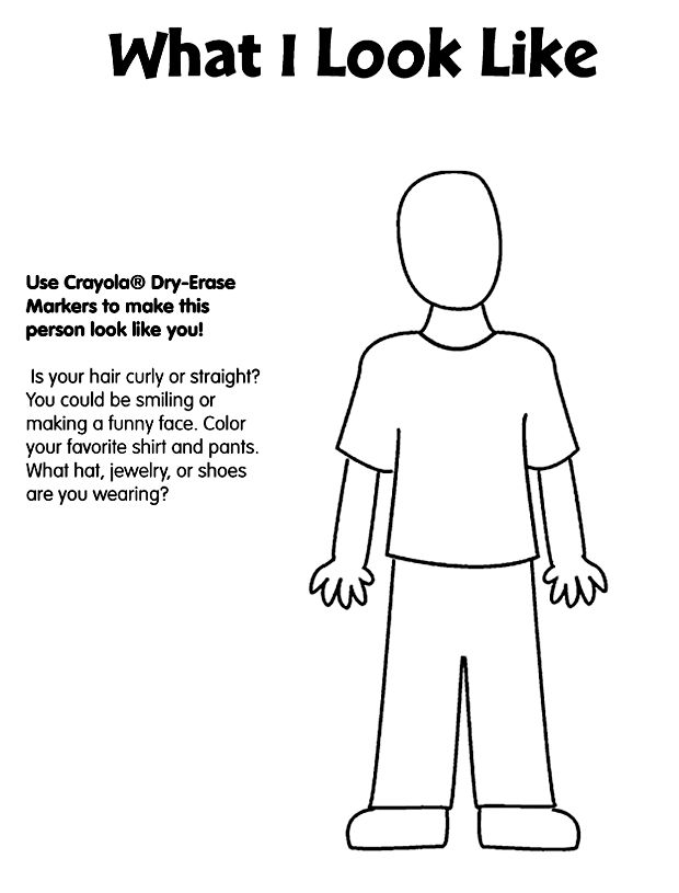 kid body outline coloring page body outline coloring pages download and print for free page kid body outline coloring