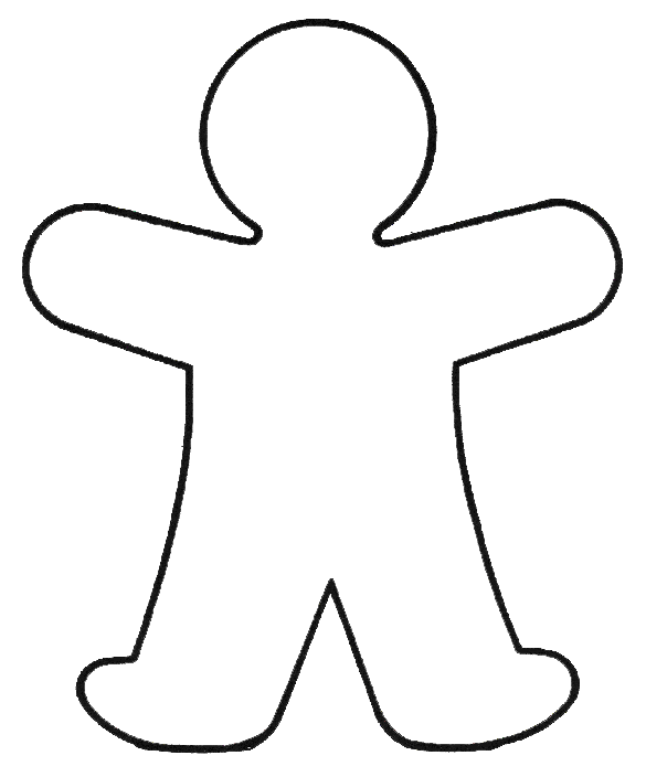 kid body outline coloring page human body coloring pages to download and print for free page coloring body outline kid