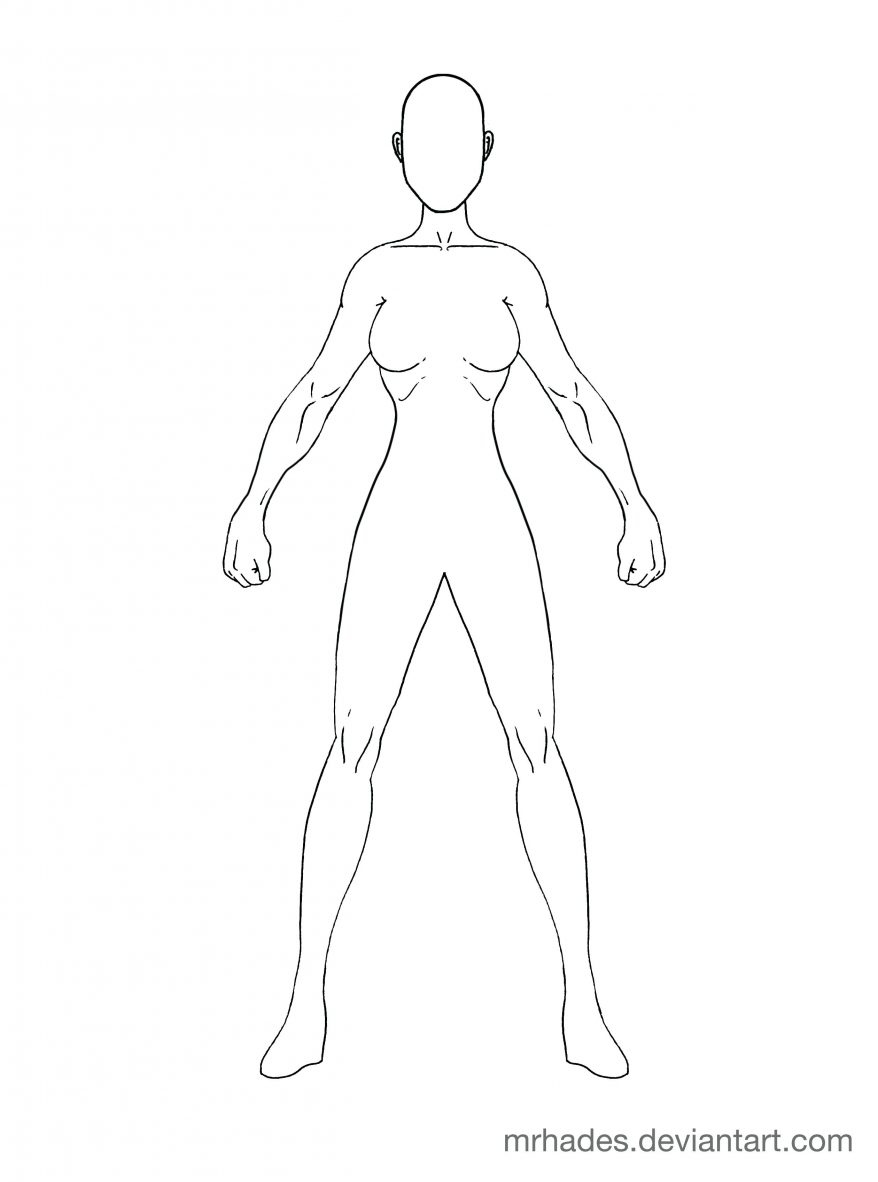 kid body outline coloring page muscle coloring page coloring home outline coloring body page kid
