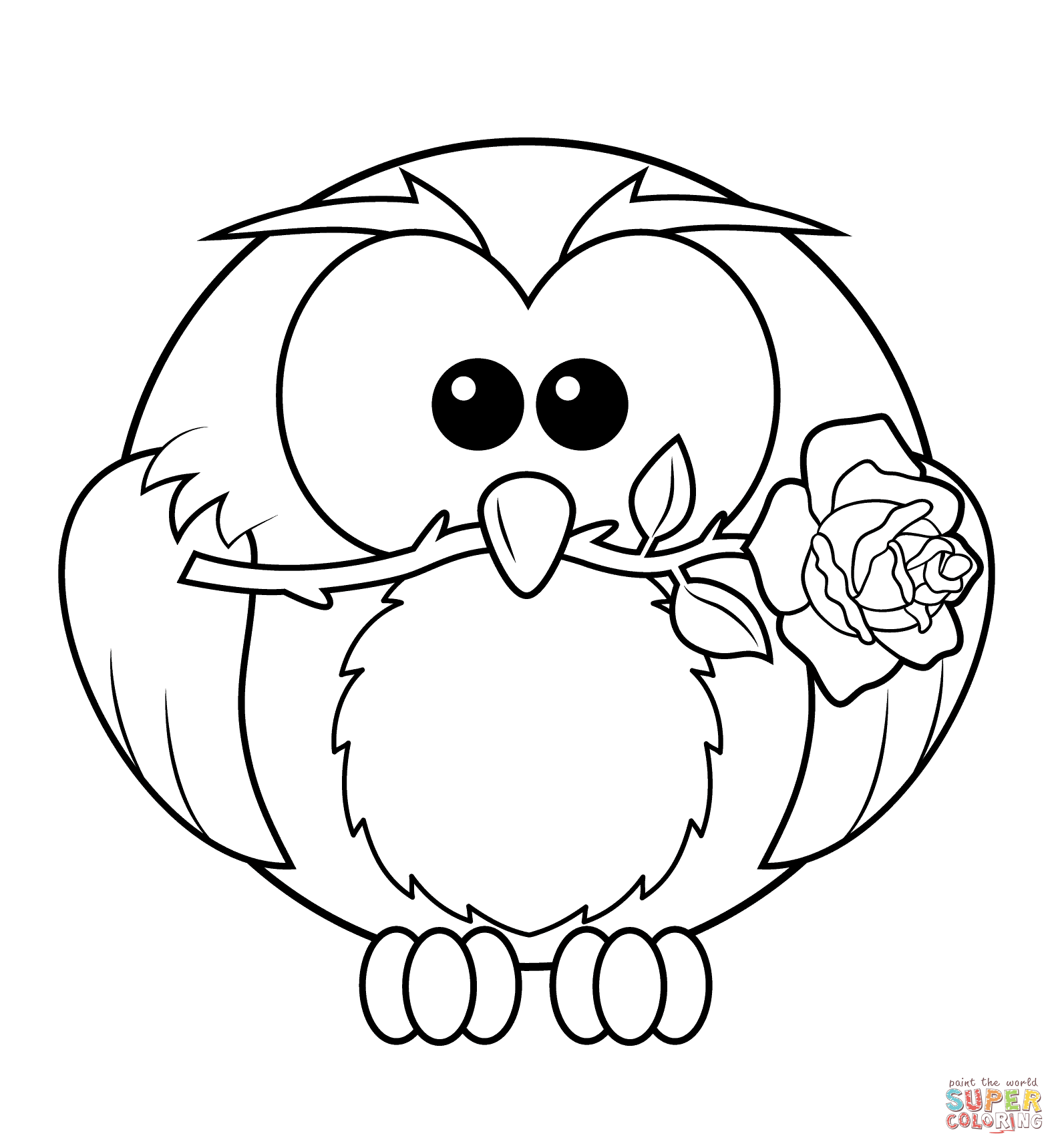 kids coloring owl owl coloring pages for adults free detailed owl coloring coloring kids owl