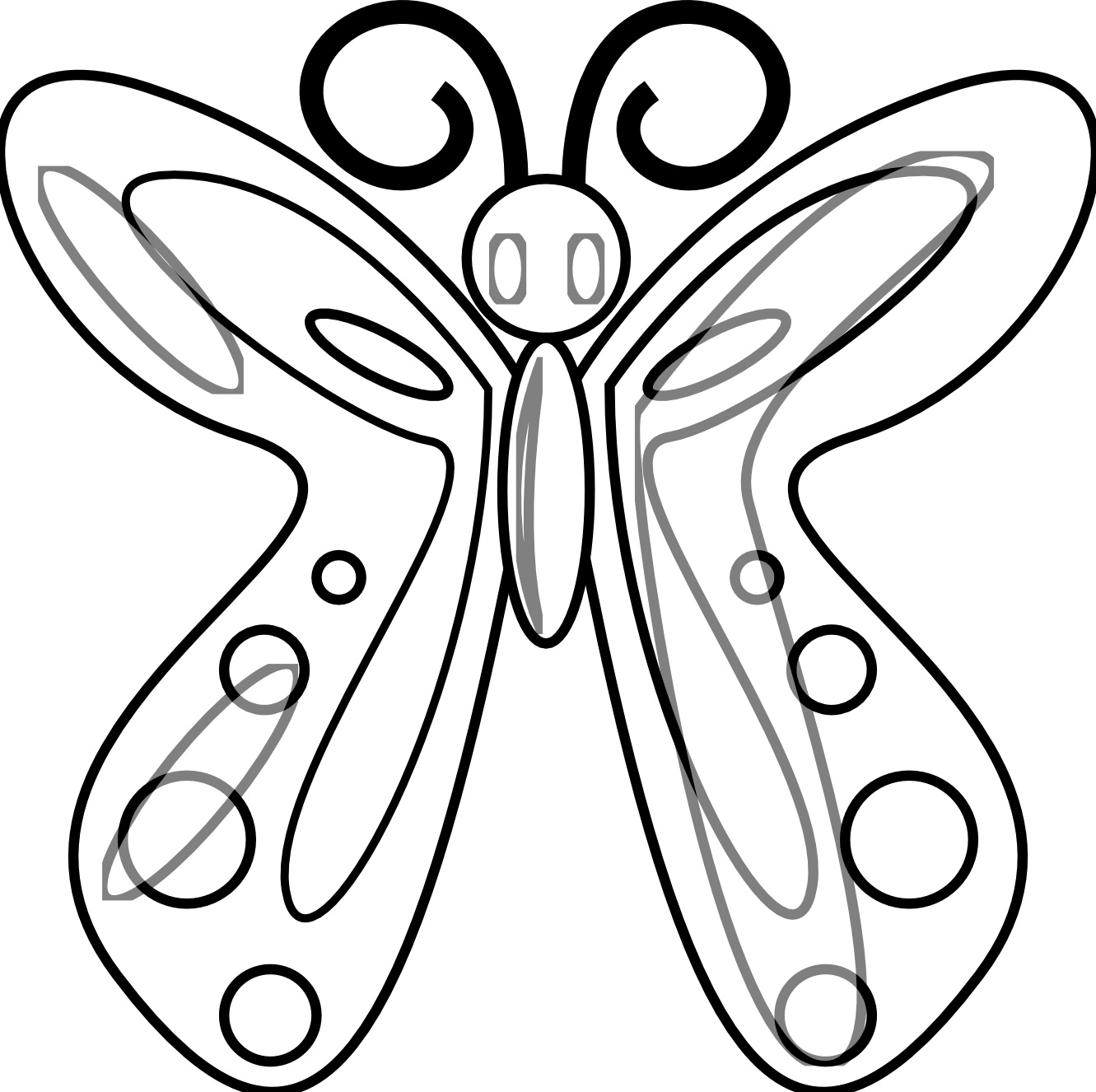 kids drawings for colouring free printable butterfly coloring pages for kids kids drawings colouring for