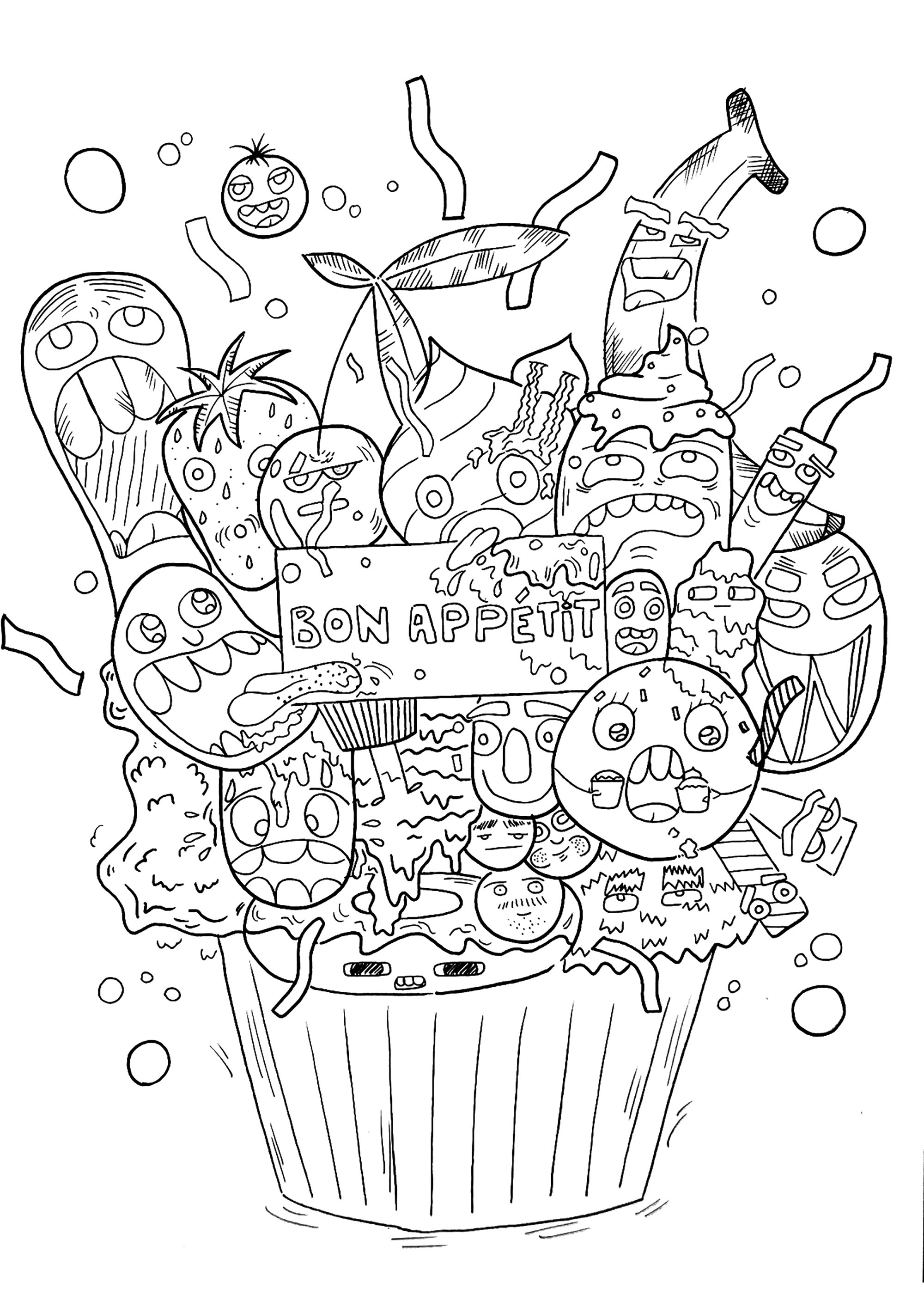kids easy coloring book simple coloring page with bugs coloring sheet to print or coloring book kids easy