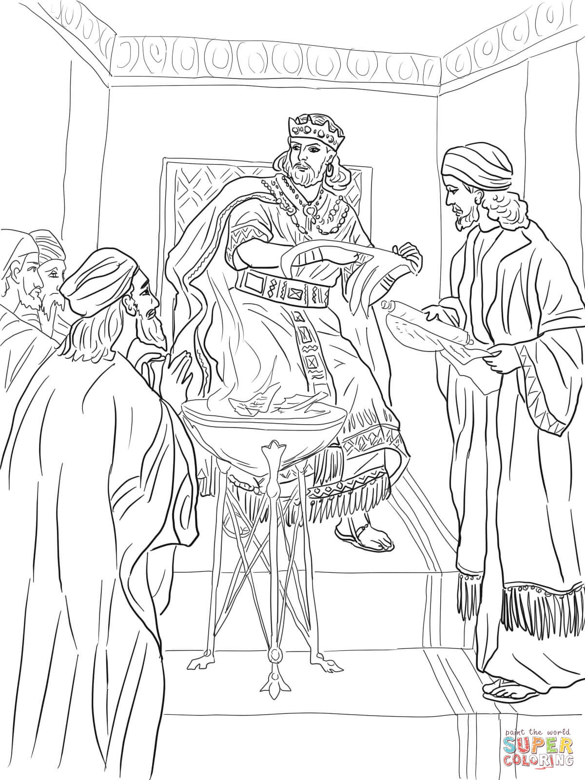 king josiah coloring page king josiah to print or download for free with images josiah king page coloring
