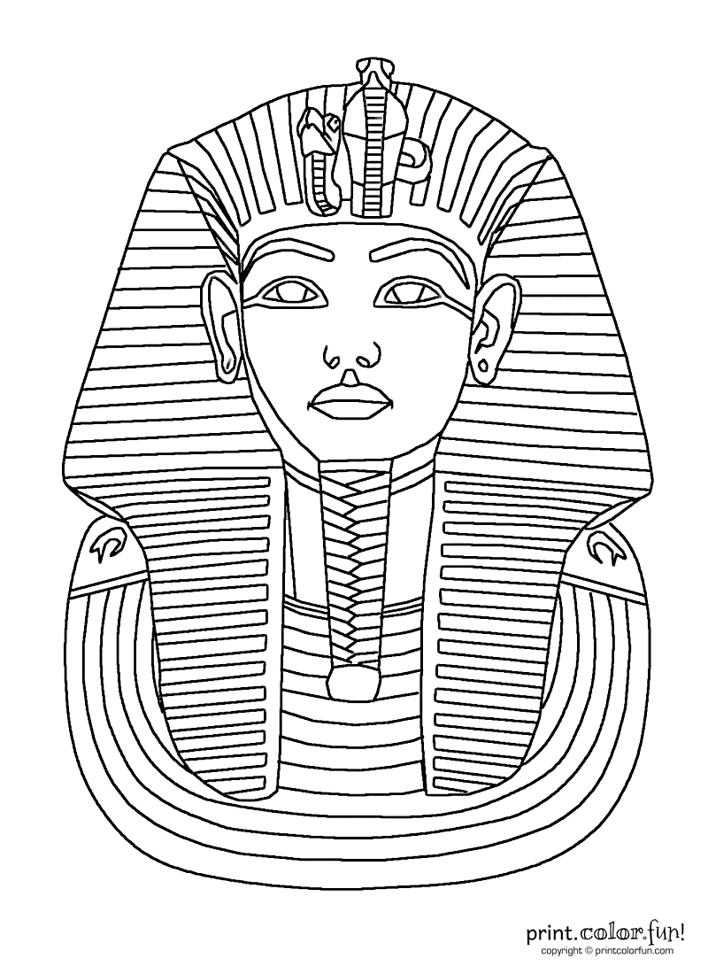king tut coloring page egypt king tut coloring pages coloring pages download tut king page coloring