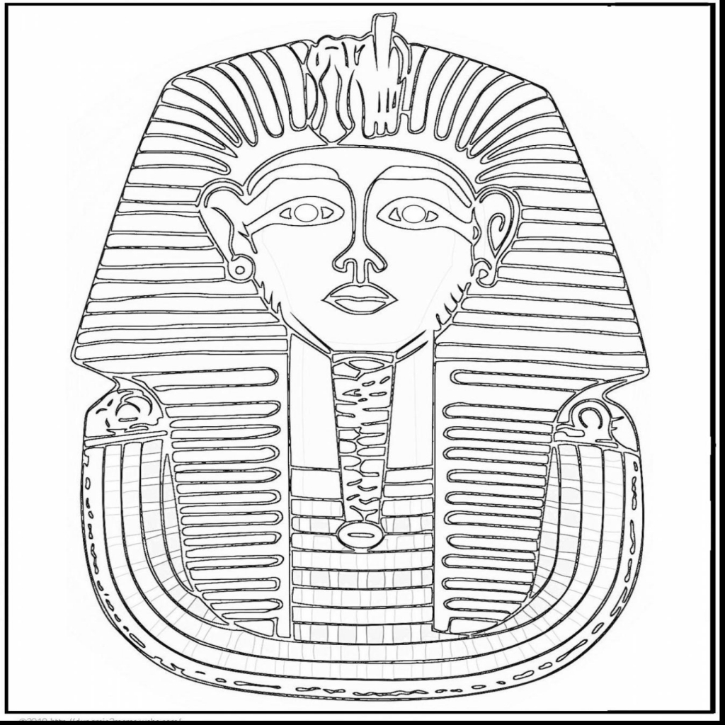 king tut coloring page king tut mask page coloring pages king page coloring tut