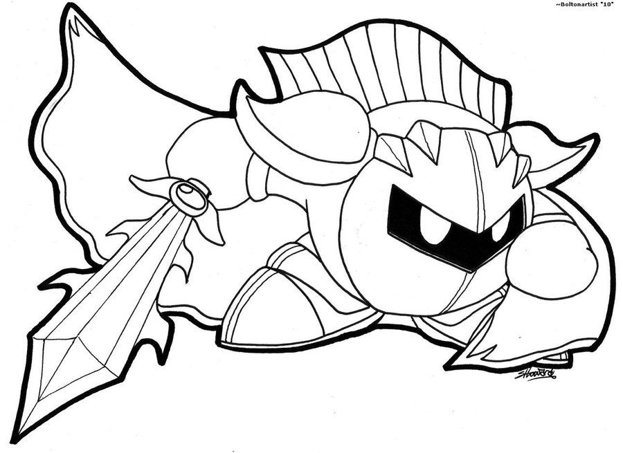 kirby star allies coloring pages coloriages à imprimer kirby numéro 17704 coloring star pages kirby allies