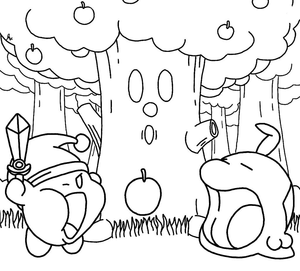 kirby star allies coloring pages dibujos para colorear de kirby star allies impresion kirby coloring star allies pages