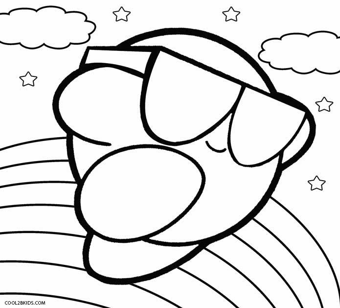 kirby star allies coloring pages jester kirby coloring page coloring pages coloring star coloring kirby allies pages
