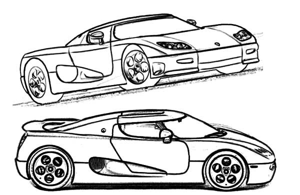 koenigsegg coloring pages koenigsegg ccr racing cars coloring page race car koenigsegg coloring pages