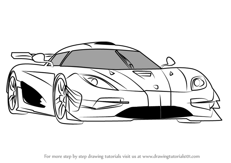 koenigsegg coloring pages koenigsegg coloring pages at getdrawings free download pages koenigsegg coloring