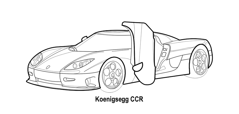 koenigsegg coloring pages koenigsegg drawing coloring pages coloring koenigsegg pages
