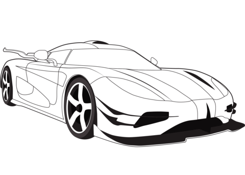 koenigsegg coloring pages koenigsegg drawing coloring pages koenigsegg coloring pages