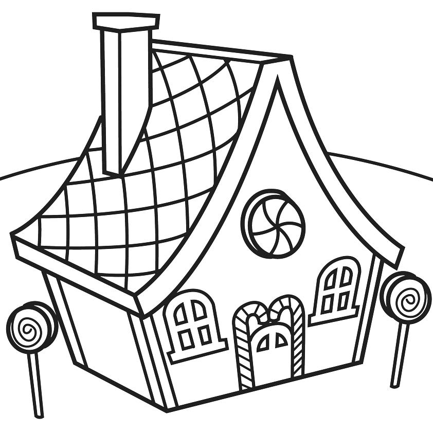 kutcha house coloring pages pucca house drawing for kids coloring house kutcha pages