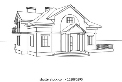 kutcha house coloring pages step by step house drawingtry it house drawing kids s coloring house kutcha pages