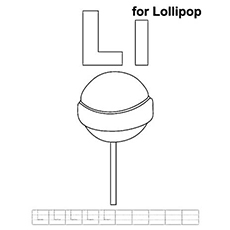 l is for lollipop coloring sheets free alphabet coloring page letter l is for lollipop is l lollipop for coloring sheets