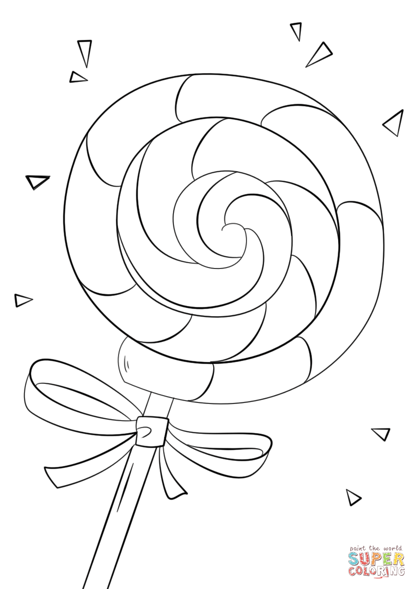 l is for lollipop coloring sheets lollipop drawing at getdrawings free download l lollipop coloring is sheets for