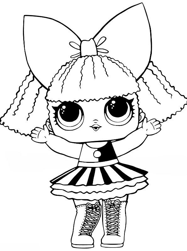 l.o.l coloring pages coloring page lol surprise dolls coloring pages pages l.o.l coloring