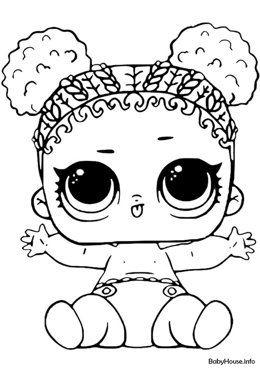 l.o.l coloring pages lil court champ high quality free coloring from the coloring l.o.l pages