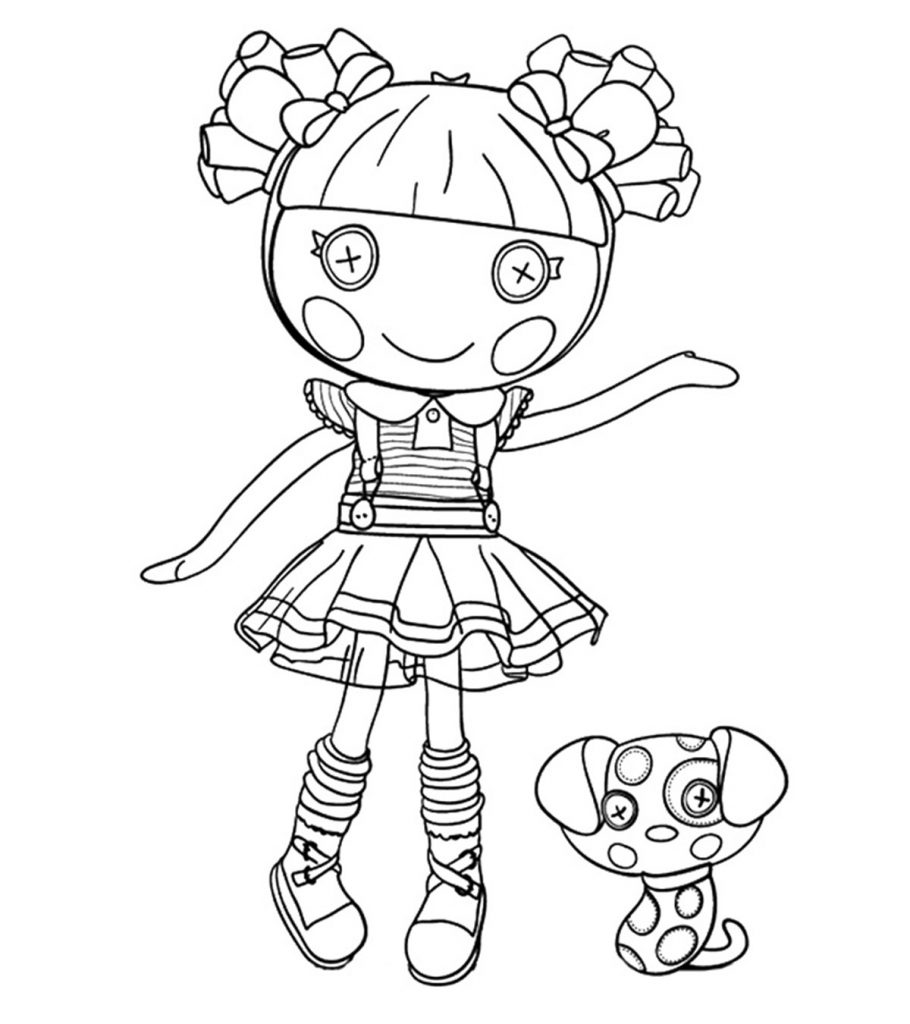 lalaloopsy pictures coloring pages lalaloopsy gallery mermaid coloring pages pictures lalaloopsy