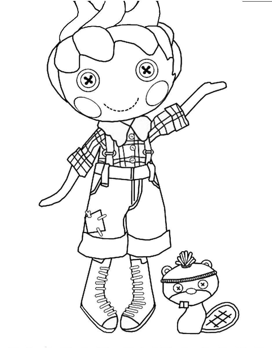 lalaloopsy pictures lalaloopsy coloring pages free printables momjunction lalaloopsy pictures