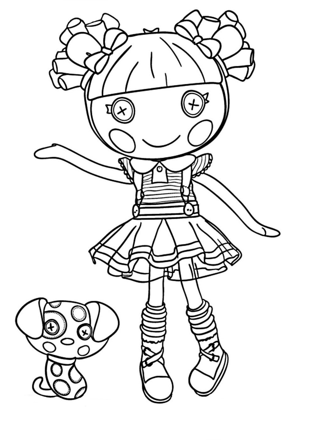 lalaloopsy pictures lalaloopsy coloring pages mermaid coloring pages pictures lalaloopsy