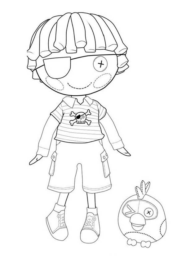 lalaloopsy pictures peggy seven seas from lalaloopsy coloring page color luna pictures lalaloopsy