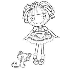 lalaloopsy pictures top 20 lalaloopsy coloring pages your toddler will love lalaloopsy pictures